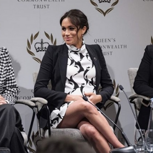 So, the next time we see the Duchess of Sussex is probably going to be when she gives birth