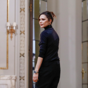 Victoria Beckham finally addresses rumours she is designing Meghan Markle's wedding dress