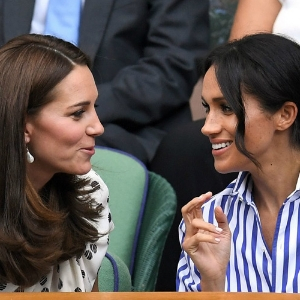 Meghan Markle might be getting another baby shower courtesy of Kate Middleton