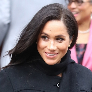 Meghan Markle is in New York on a girls' trip