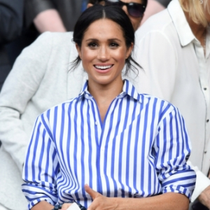 So, is Meghan Markle really her own stylist?