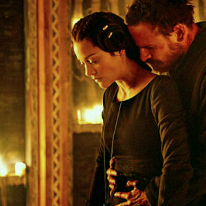 First look: Michael Fassbender and Marion Cotillard in new 'Macbeth' film