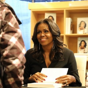 Michelle Obama's 'Becoming' is on track to be the world's best-selling memoir