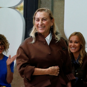 Miuccia Prada to be honoured at The Fashion Awards 2018