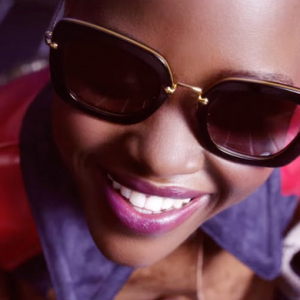 Watch now: Lupita Nyong'o and other stars for Miu Miu Eyewear
