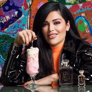 Mona Kattan has been named Instagrammer of the year by The Fragrance Foundation