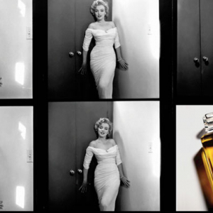 Back in business: Marilyn Monroe's Chanel No 5