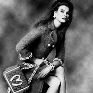 First look: Linda Evangelista for new Moschino campaign