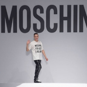 Moschino will showcase its Resort 2020 show at Universal Studios