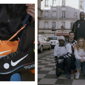 Nike teams up with Kim Jones and Virgil Abloh