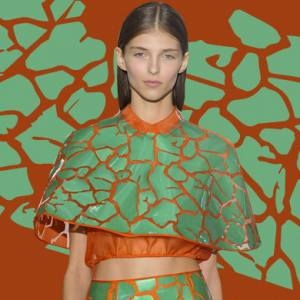 New York Fashion Week: Delpozo Spring/Summer 15