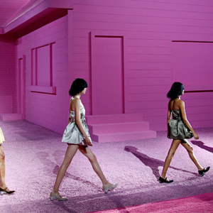 New York Fashion Week: Marc Jacobs Spring/Summer 15