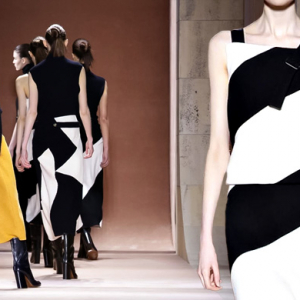 New York Fashion Week: Victoria Beckham Autumn/Winter 15