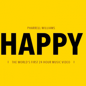 Pharrell partners with UN to celebrate 'International Day of Happiness'