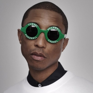It looks like Pharrell Williams is launching a new collection with Chanel