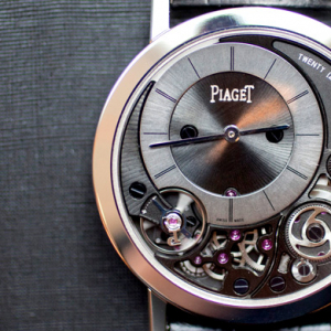 Introducing the ultra-fine Piaget Altiplano 900P