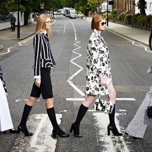 Ralph Lauren lands on Britain's iconic Abbey Road