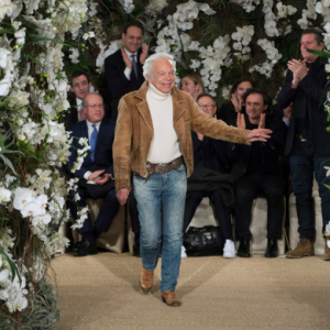 Ralph Lauren has revealed where he will hold his 50th anniversary show during NYFW