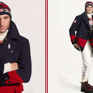 Ralph Lauren's Winter Olympics