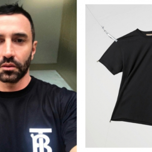Surprise! You can buy Riccardo Tisci's first design for Burberry today