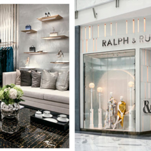 Ralph & Russo opened its first store in the Middle East today