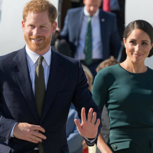 The Duke and Duchess of Sussex officially begin their royal tour of Ireland