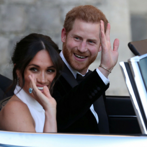 Prince Harry and Meghan Markle's wedding Jaguar is in official production for public purchase