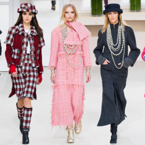 Paris Fashion Week: Chanel Fall/Winter '16