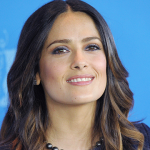Salma Hayek and Matthew McConaughey in Dubai for Global Teacher Prize