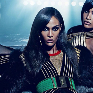 Double trouble: The Jenners, Smalls, Hadids and more in new Balmain campaign