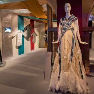 Salvatore Ferragamo has launched an exhibition dedicated to awareness on sustainability