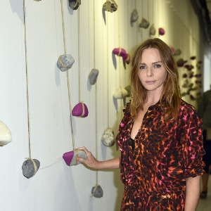 Stella McCartney has been awarded for her sustainable practices
