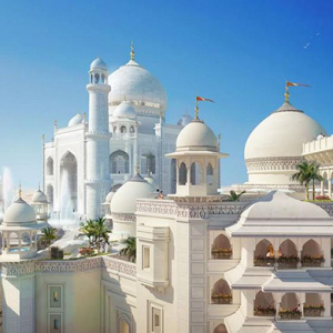 Welcome to the Taj Arabia