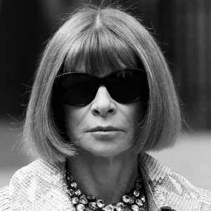 "Anna Wintour discusses why Vogue doesn't only need ""deeply tasteful people"" on the cover"