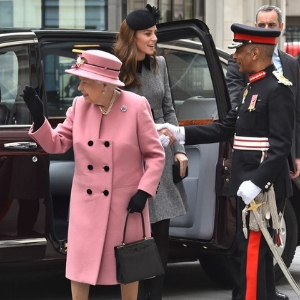 The Queen and Kate Middleton just had a long overdue joint engagement
