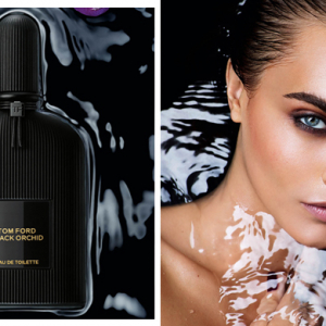 A new note: Tom Ford's Black Orchid Eau de Toilette