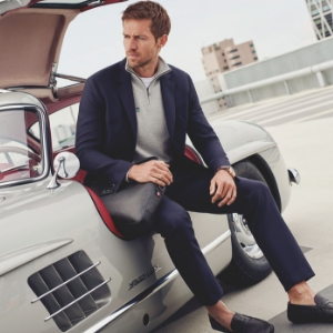 The Tommy x Mercedes-Benz capsule collection serves up everyday boldness