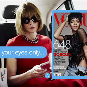 Watch now: Anna Wintour gives Rihanna fashion advice before the CFDA's