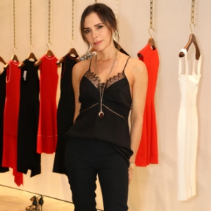 Victoria Beckham unveils 11 exclusive dresses inspired by her past