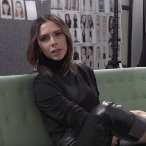 Stop what you're doing and watch Victoria Beckham's first YouTube episode