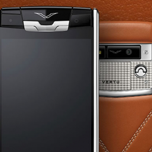 Vertu launches its Bentley limited-edition luxury smartphone