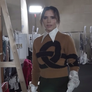Victoria Beckham's new YouTube episode proves just how hard she works