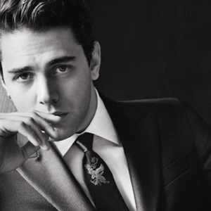 Film director Xavier Dolan is the new face of Louis Vuitton men's campaign