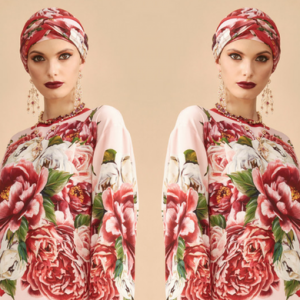 World exclusive: Your first look at Dolce & Gabbana's new abaya collection
