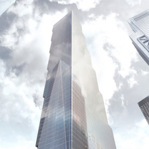 The designs for the new 2 World Trade Center tower have been unveiled