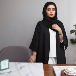 Yasmin Al Mulla releases piece in aid of breast cancer awareness
