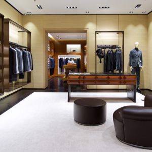 Ermenegildo Zegna partners with Al Tayer
