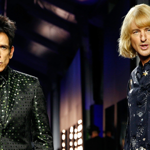 Zoolander 2 premiere turned runway show