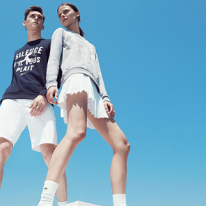 Lacoste launches the 2016 Roland Garros capsule collection