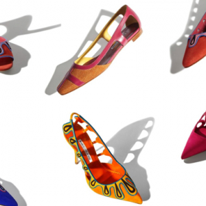Manolo Blahnik goes digital